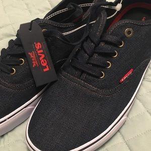 Levi 11 Men's Denim Shoes
